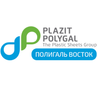 Лист Поликарбонатный Сотовый Polygal Прозрачный ПРАКТИЧНЫЙ 12м*2,1м*6мм